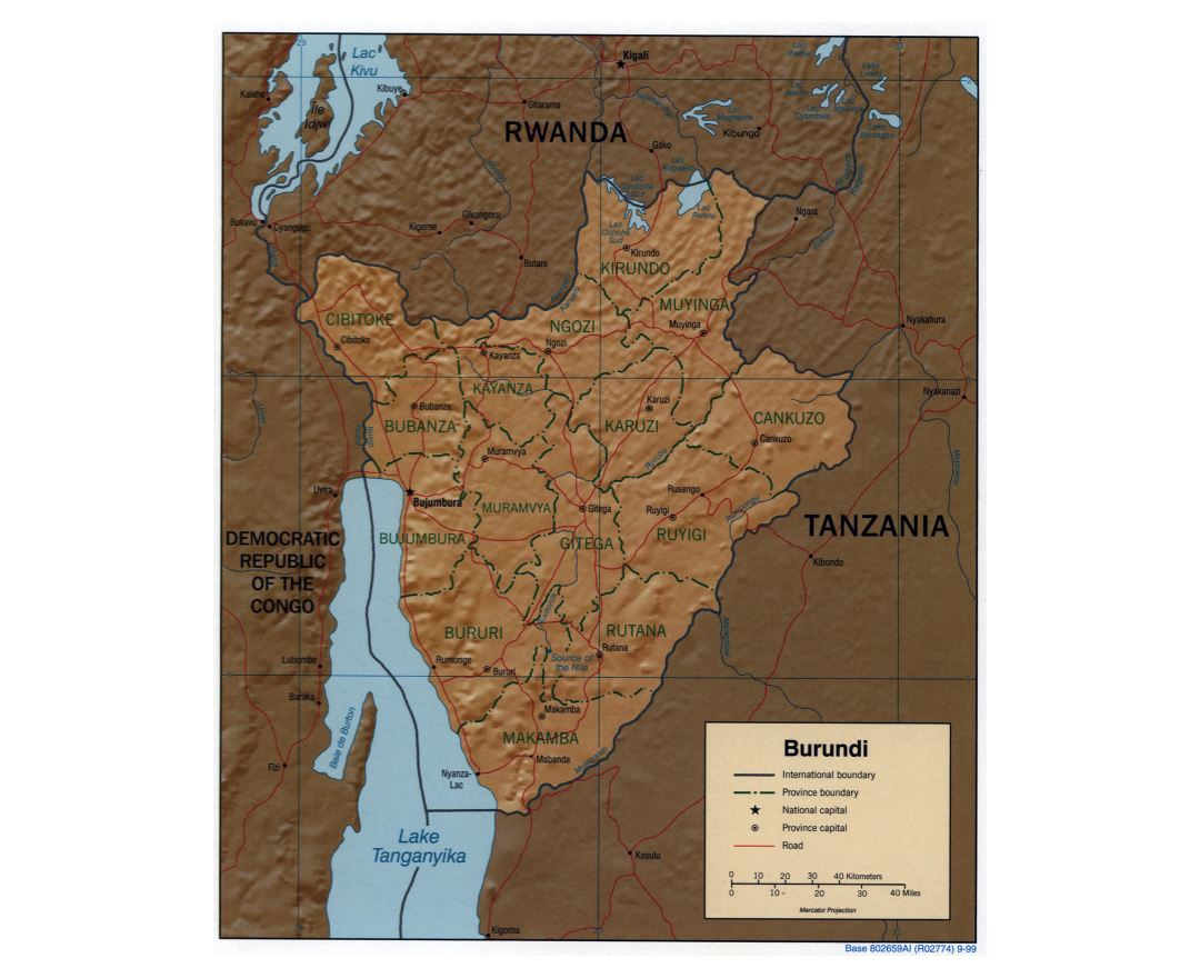 Maps of Burundi | Collection of maps of Burundi | Africa | Mapsland Road Map Burundi on road map suriname, road map spain, road map west africa, road map southern africa, road map lebanon, road map hungary, road map martinique, road map kenya, road map anguilla, road map zimbabwe, road map bosnia and herzegovina, road map lesotho, road map cameroon, road map congo, road map ethiopia, road map italy, road map guam, road map vatican city, road map maputo, road map mali,