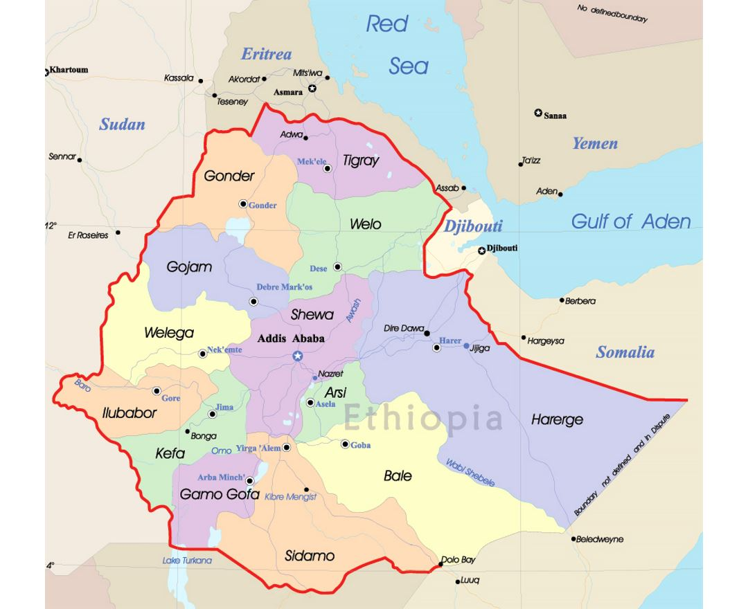 Map of ethiopia in africa razor e300 wiring diagram how to draw up maps of ethiopia detailed map of ethiopia in english tourist detailed political and administrative map of sciox Gallery