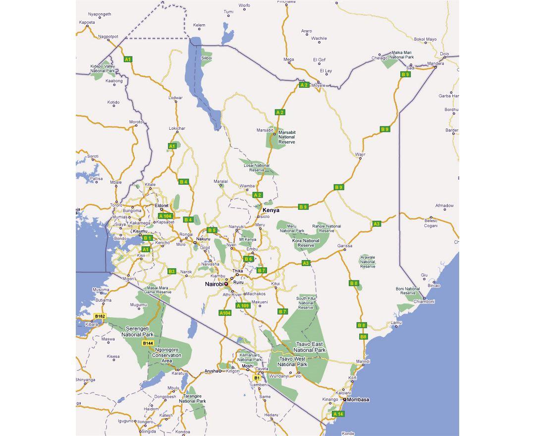Kenya Roads Map on kenya points of interest, kenya counties list, limuru kenya map, kenya coast map, kenya equator, kenya town map, kenya animals, kenya route map, kenya flag, kenya tourist map, kenya topographical map, kenya thematic map, kenya travel map, kenya vegetation map, kenya map regions, kenya country map, kenya police map, kenya map detailed, kenya africa map,