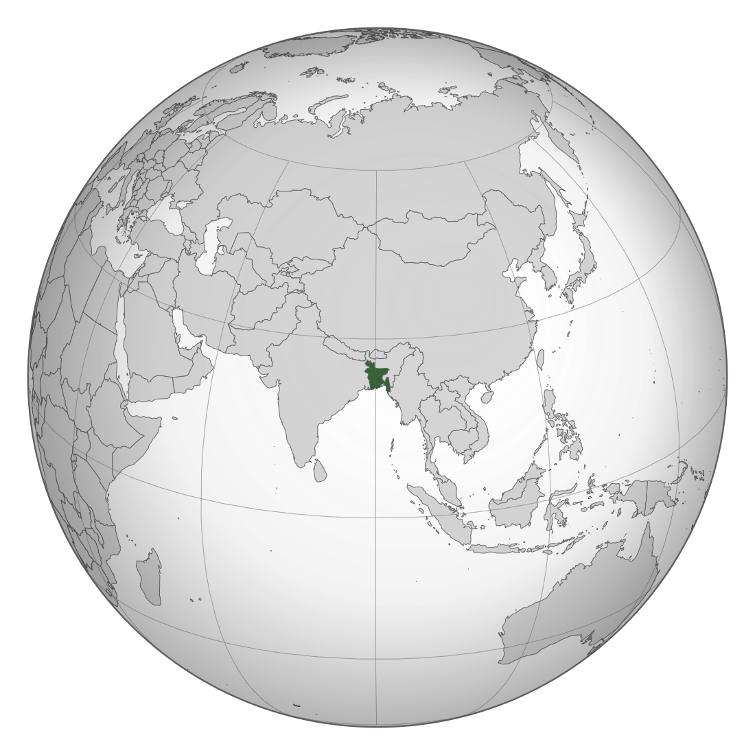 Large location map of bangladesh bangladesh asia mapsland large location map of bangladesh gumiabroncs Gallery