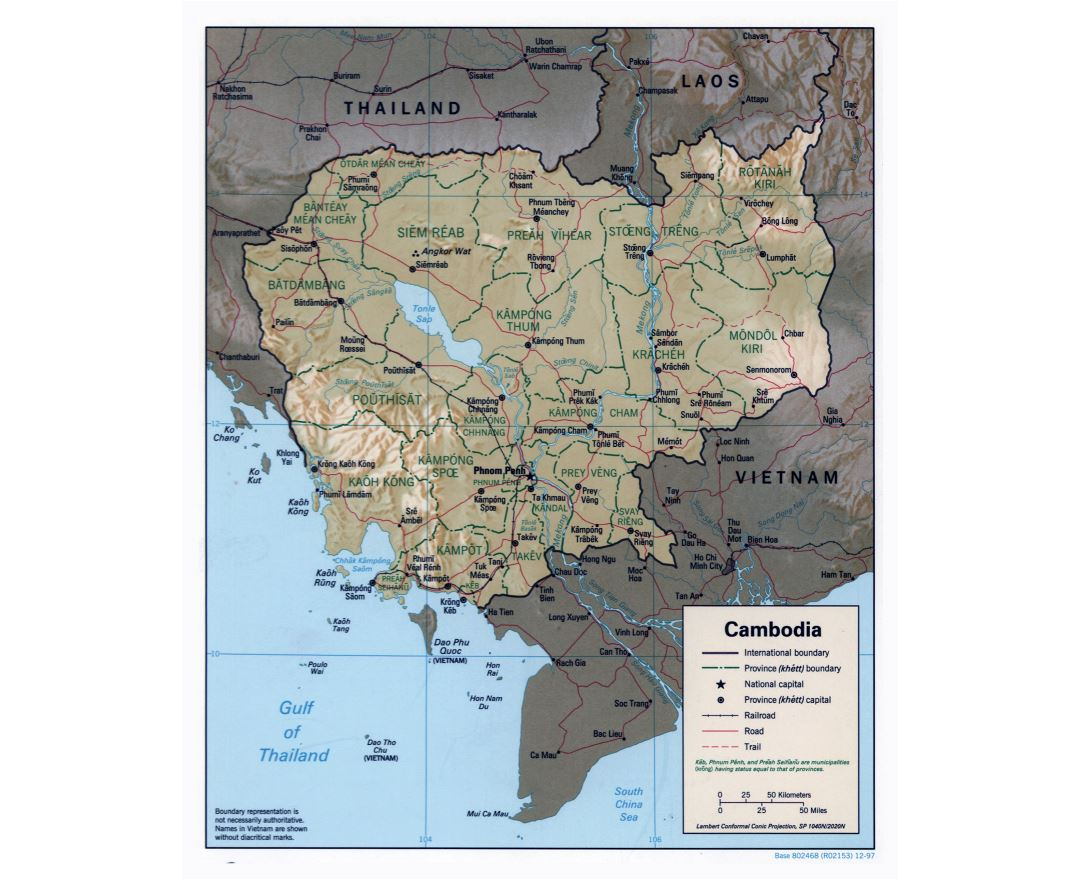 World map without cities picture ideas references world map without cities large detailed political and administrative map of cambodia with relief roads railroads gumiabroncs Choice Image