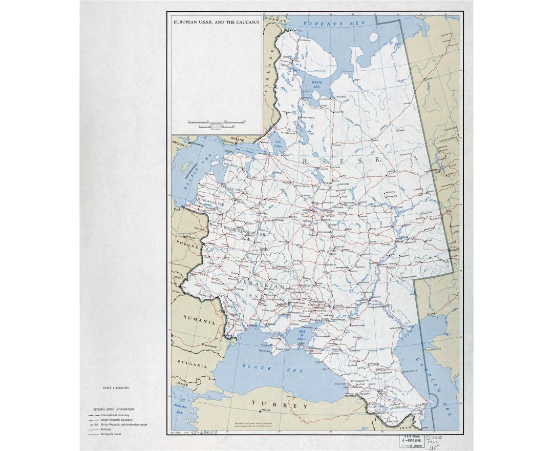 Maps of Caucasus and Central Asia   Collection of maps of Caucasus Caucasus Central Asia Political Map on