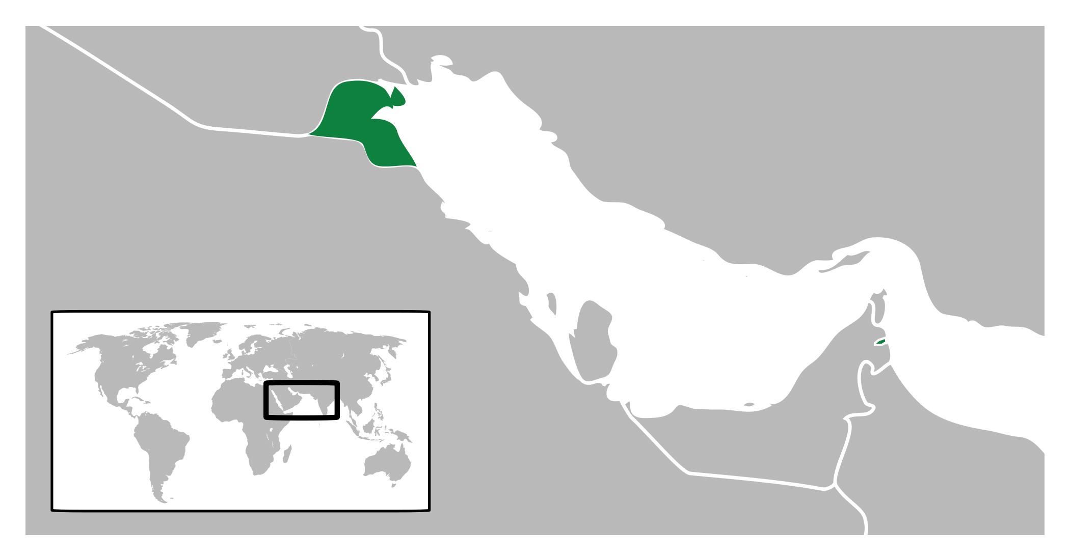 Large location map of kuwait kuwait asia mapsland maps of large location map of kuwait gumiabroncs Gallery