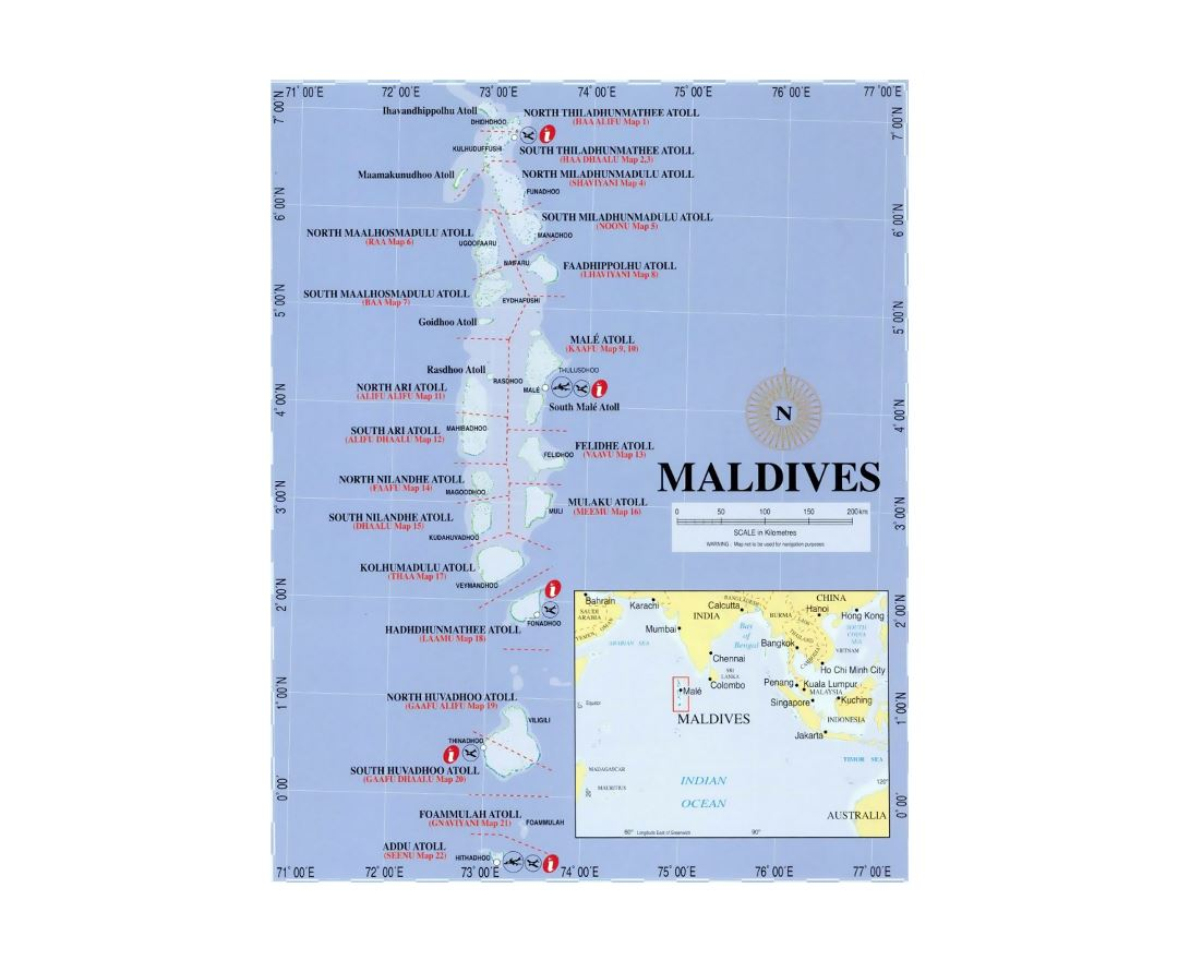 Maps of Maldives | Collection of maps of Maldives | Asia | Mapsland India Political Map Of Maldives on political map of pacific region, political map of saipan, political map of cayman islands, political map of riyadh, political map of western sahara, political map of honolulu, political map of kiribati, political map of montserrat, political map of west bank, political map of republic of congo, political map of east timor, political map of central african republic, political map of saudi arabia, political map of atlantic ocean, political map of réunion, political map of indonesia, political map of marshall islands, political map of baghdad, political map of northern hemisphere, political map of indus river,