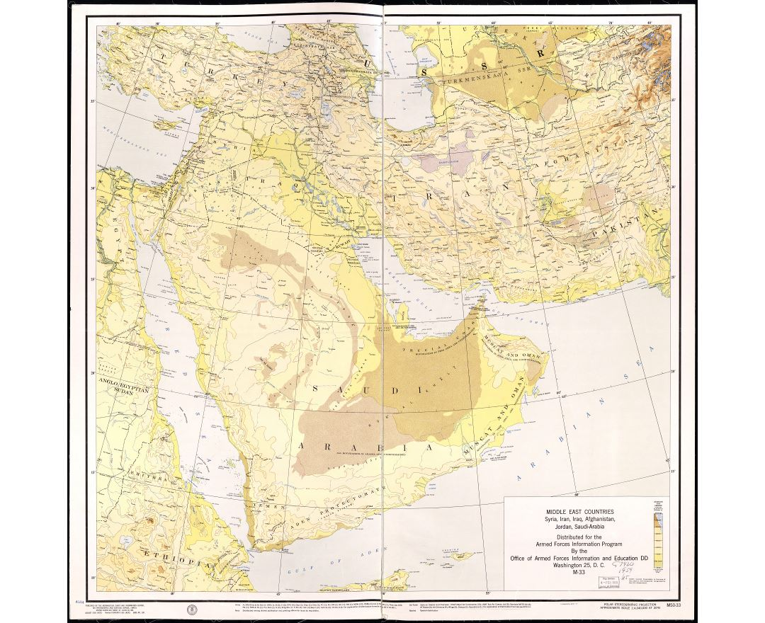 Maps of saudi arabia detailed map of saudi arabia in english large detailed elevation map of the middle east countries syria iran iraq gumiabroncs Image collections
