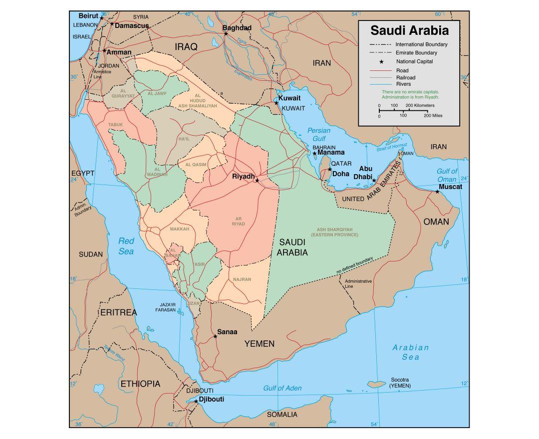 Maps Of Saudi Arabia Collection Of Maps Of Saudi Arabia Asia Mapsland Maps Of The World