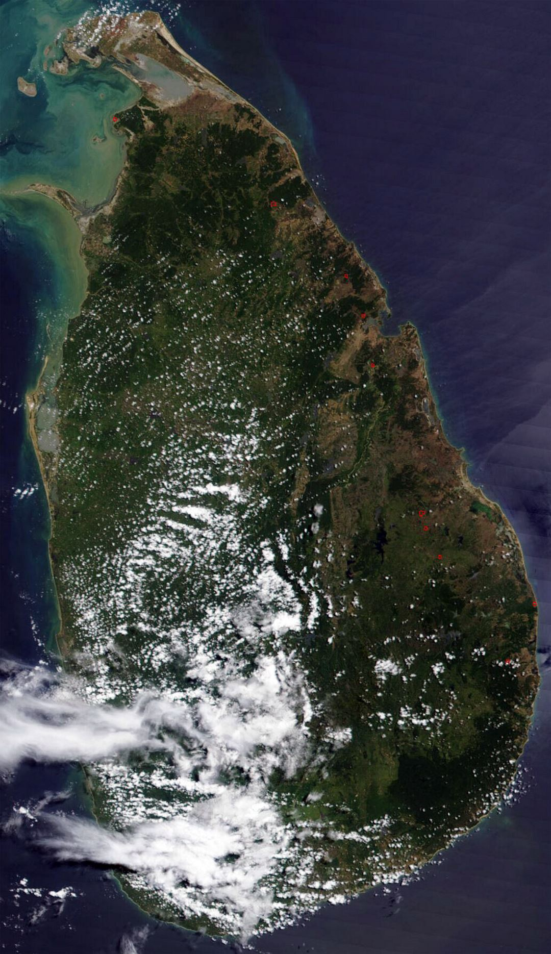 Large satellite map of Sri Lanka | Sri Lanka | Asia ... on satellite map of the vatican, satellite map of trinidad and tobago, satellite map of haiti, satellite map of cebu island, satellite map of abu dhabi, satellite map of iraq, satellite map of qatar, satellite map of kosovo, satellite map of czech republic, satellite map of mali, satellite map of brunei darussalam, satellite map of united states of america, satellite map of vatican city, satellite map of saipan, satellite map of tunisia, satellite map of iceland, satellite map of quezon city, satellite map of somalia, satellite map of caribbean islands, satellite map of eastern europe,