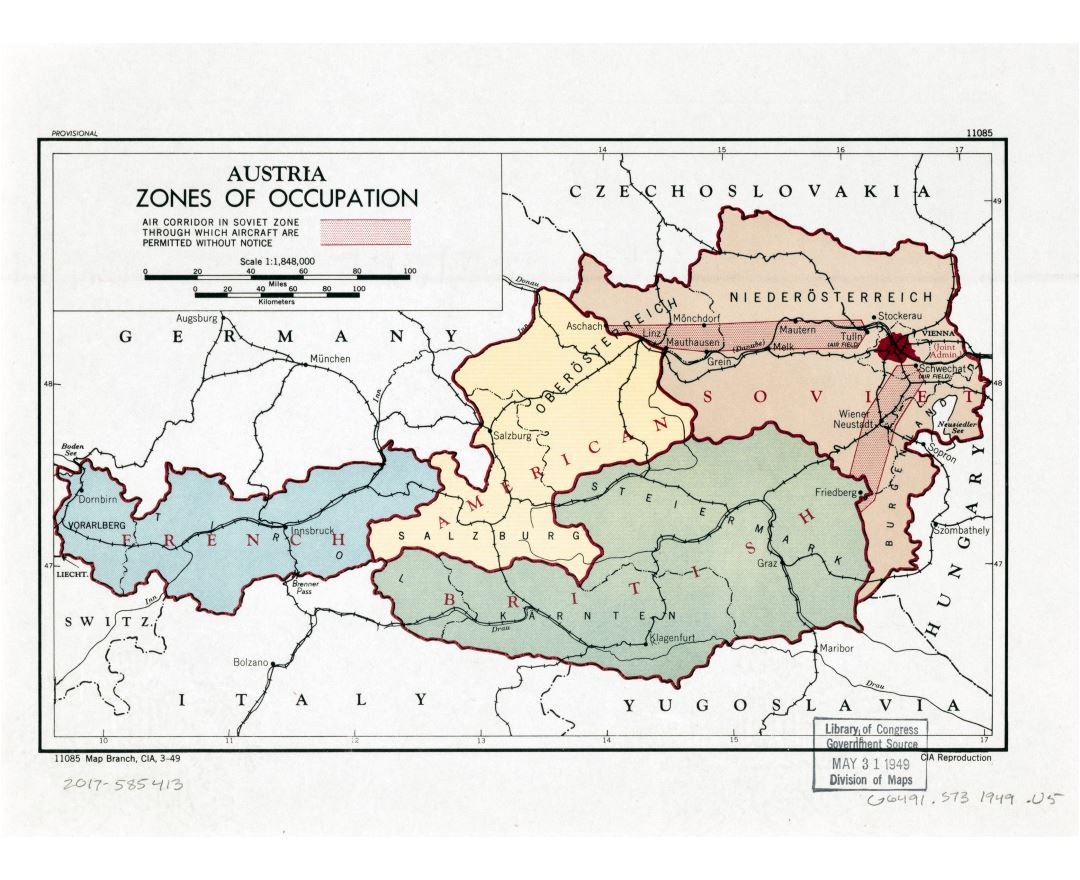 Image of: Maps Of Austria Collection Of Maps Of Austria Europe Mapsland Maps Of The World