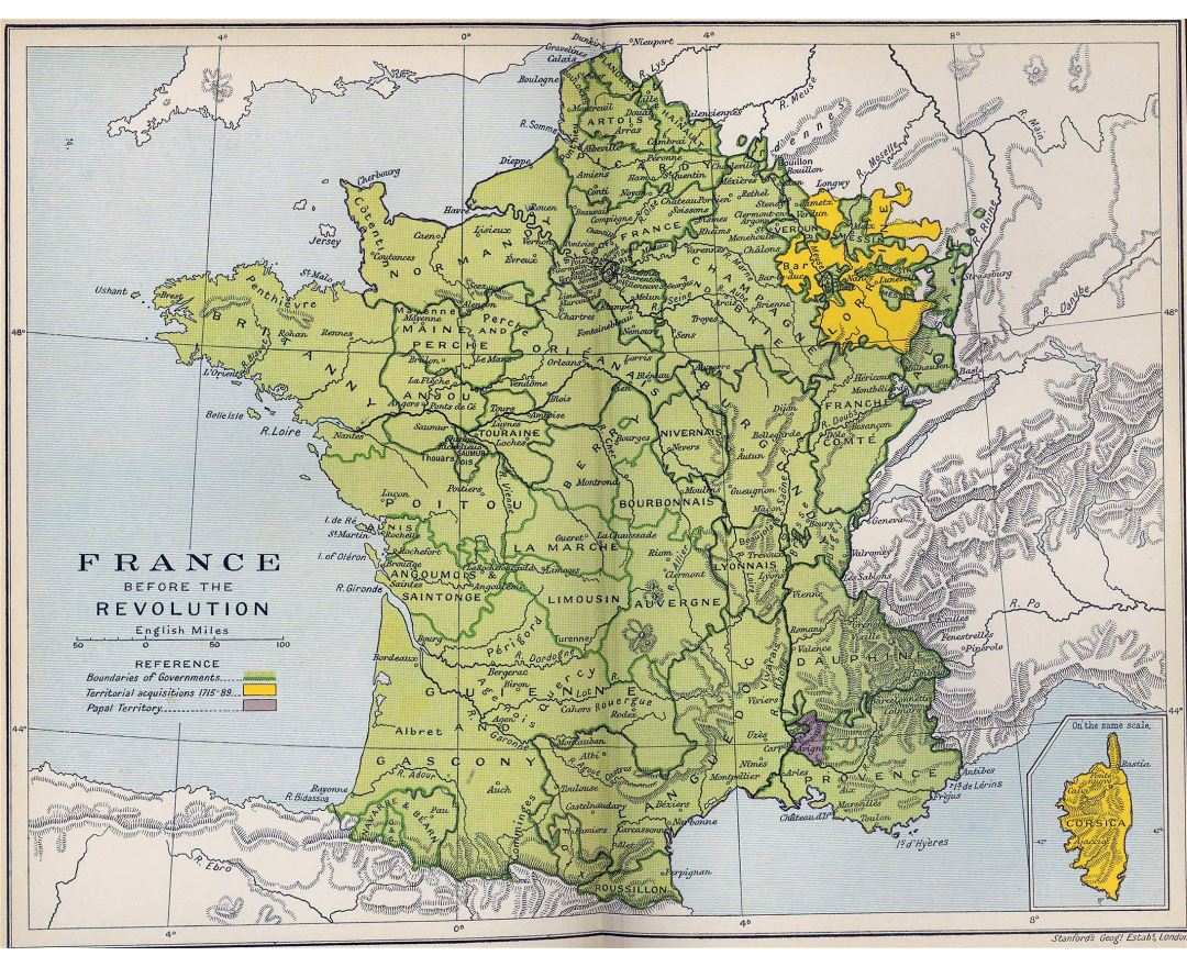 Map Of Europe 1950s.Maps Of France Collection Of Maps Of France Europe Mapsland