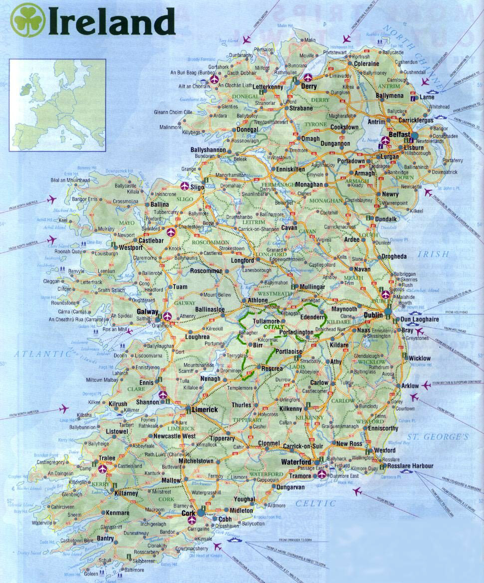 Large Printable Map Of Ireland – Daily Motivational Quotes on printable map of ohio cities, printable map of texas cities, printable map of california cities, map ireland towns and cities, road map of iceland with cities, printable map of the oregon coast cities, printable map of michigan cities, printable map of florida cities,