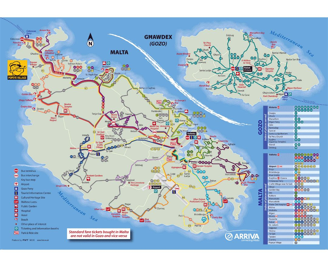 Maps Of Malta Collection Of Maps Of Malta Europe Mapsland Maps Of The World