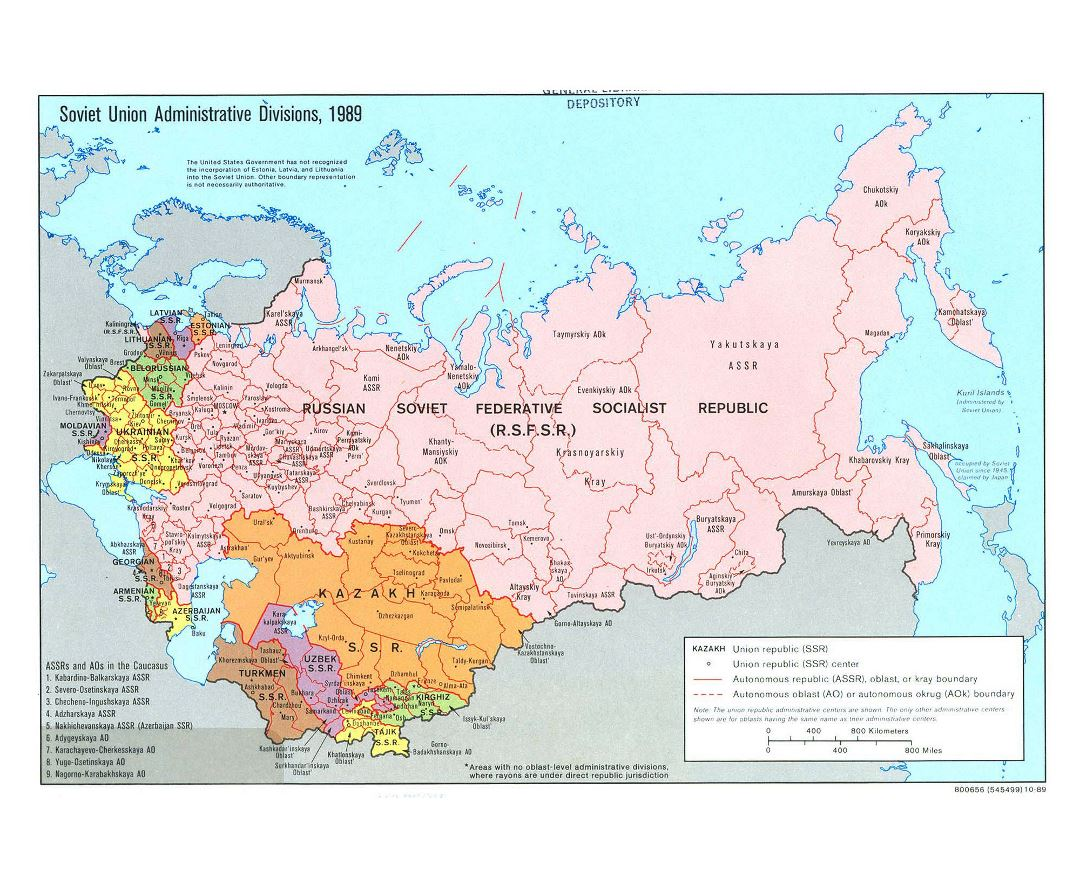 1920s Europe Map.Maps Of U S S R Collection Of Maps Of Soviet Union Europe
