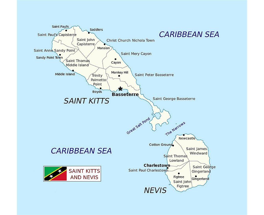 Maps of Saint Kitts and Nevis | Collection of maps of Saint ... Saint Kitts And Nevis Maps United States on albania map, lesotho map, yisrael map, south georgia and the south sandwich islands map, montenegro map, singapore map, virgin islands map, serbia map, nevis island map, monaco map, tokelau map, senegal map, caribbean map, redonda map, ukraine map, slovenia map, timor-leste map, anglosphere map, nevis on world map, svalbard and jan mayen map,