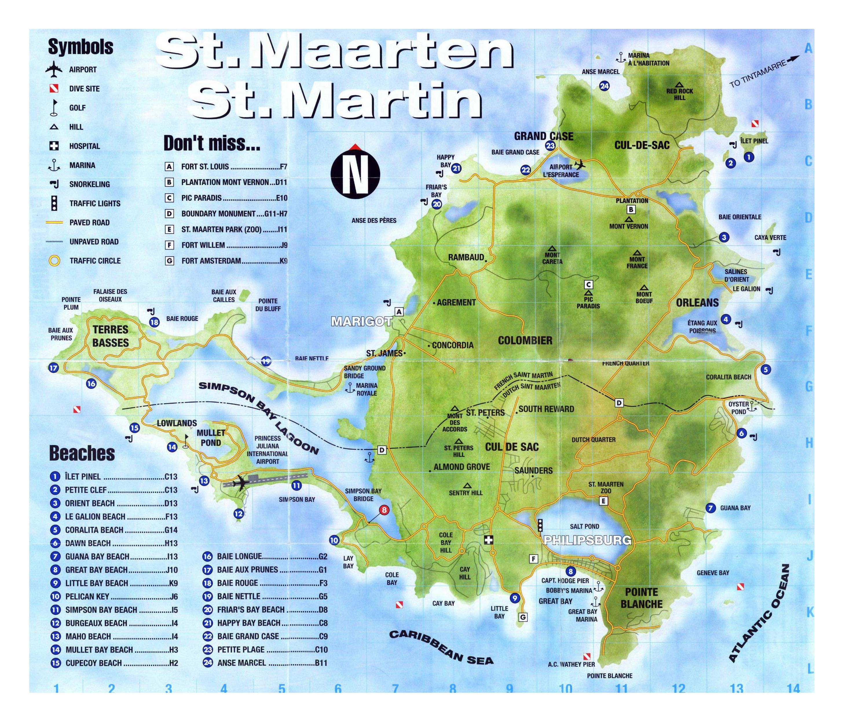 Large detailed tourist map of Sint Maarten, Saint Martin ... on aruba map, st. maarten road map, anguilla map, portugal map, guana bay map, bahamas map, st. maarten cruise port map, barbados map, satawal island map, virgin islands map, st. maarten resort map, simpson bay map, caribbean map, st maarten water taxi map, charlotte amalie map, cayman islands map, saint eustatius map, bvi map, canada map, saint lucia location map,