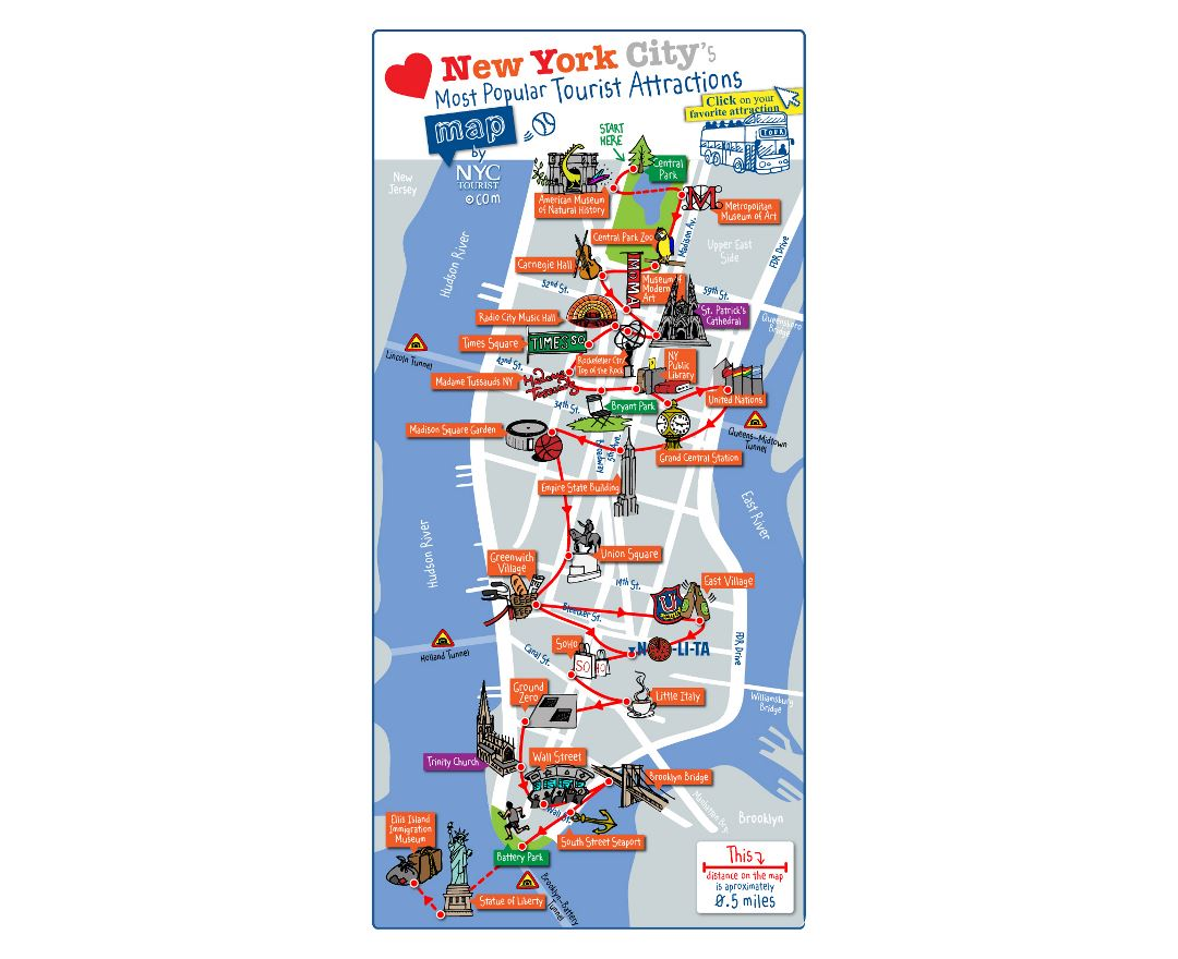 New york attractions coupons