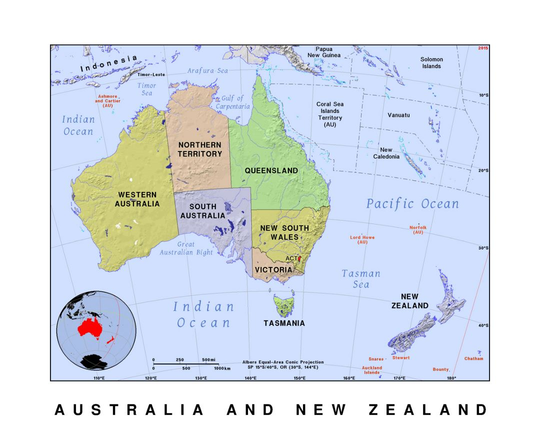 Show A Map Of Australia.Maps Of Australia Collection Of Maps Of Australia Oceania