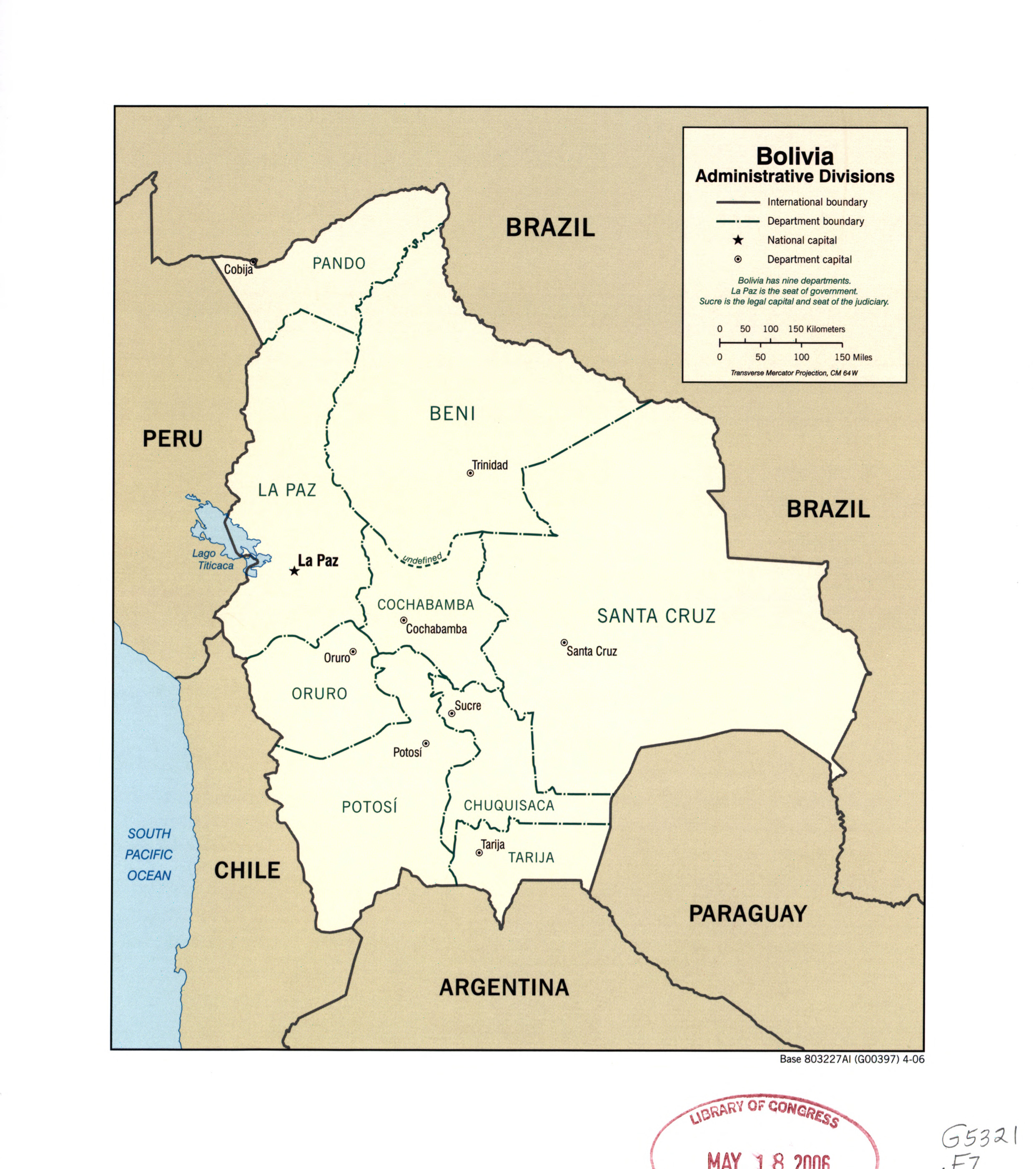 Large detailed administrative divisions map of Bolivia with ... on peru map, colombia map, antigua map, croatia map, algeria map, eritrea map, americas map, angola map, la paz map, mexico map, cameroon map, tahiti map, argentina map, buenos aires map, czech republic map, bosnia map, uae map, canada map, ecuador map, cuba map, brazil map, aruba map, egypt map, el salvador map, oman map, world map, chile map, japan map, andes mountains map, austria map, benin map, trinidad map, china map, spain map, bulgaria map,