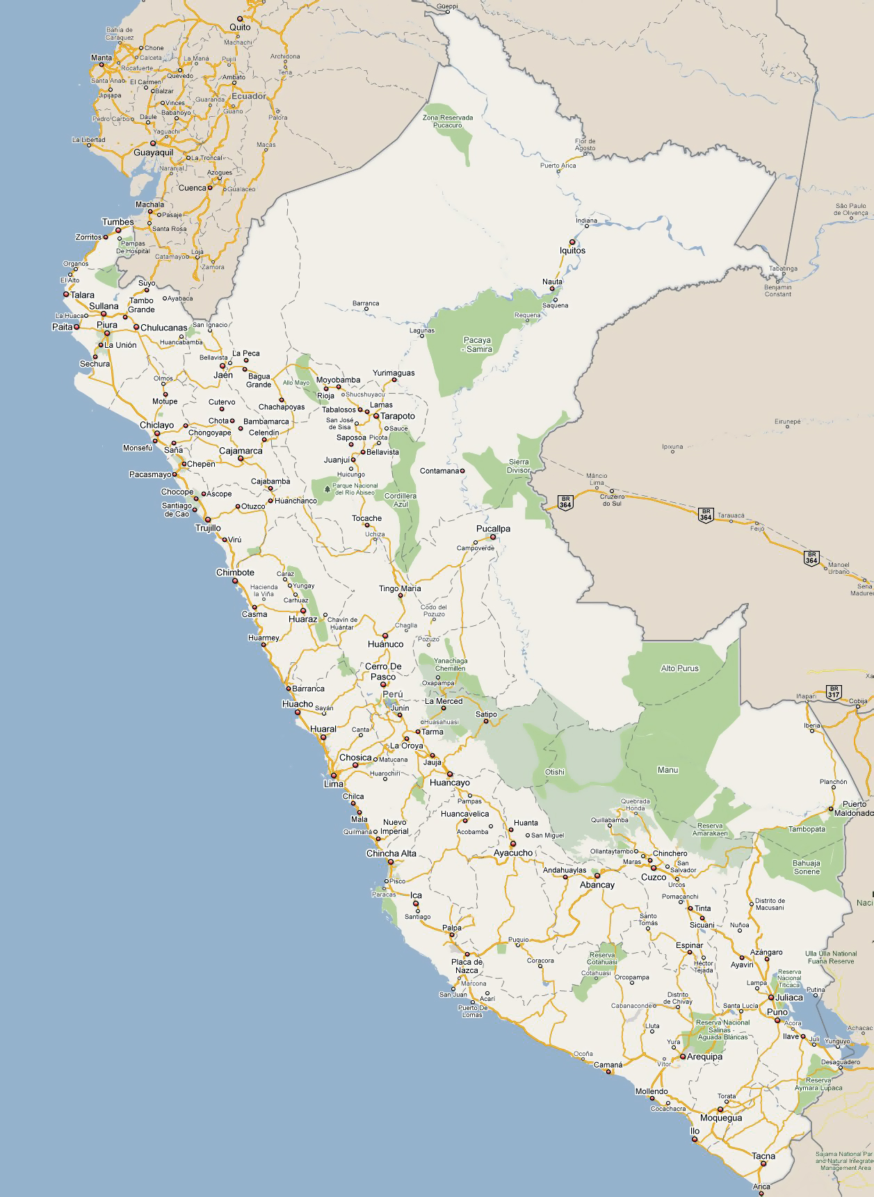 Large detailed road map of Peru with all cities | Peru ... on road map biology, features south america, destination south america, road map scandinavia, library south america, camping south america, driving in columbia south america, road map brazil, road map buenos aires, hotels south america, water south america, trip south america, road map anguilla, road map zimbabwe, tourist south america, landlocked country south america, lake nicaragua map central america, road map martinique, blog south america, road map suriname,