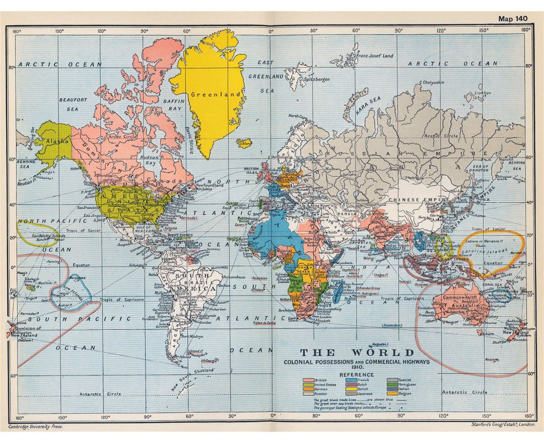 Old maps of the World Collection of detailed old maps of the World Antiqu